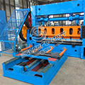 China Plc Control Expanded Metal Mesh Machine Factory