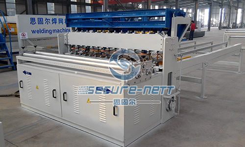 Animal cage hexagonal wire mesh machine
