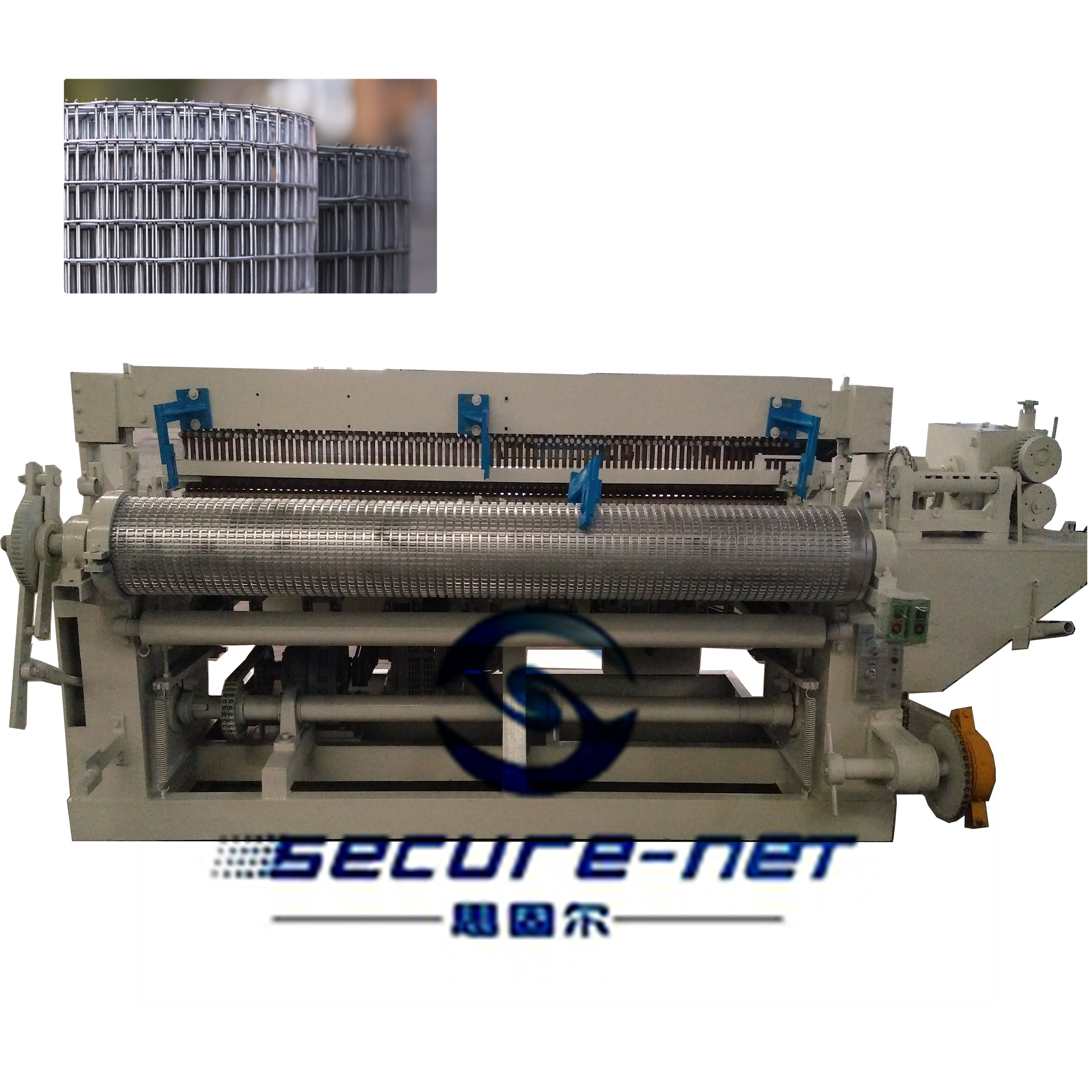 How to use China Welded wire mesh making machine correctly