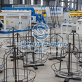 PLC Control Galvanized Poultry Wire Mesh Welding Machine