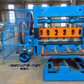 China Heavy Duty Expanded Metal Mesh Machine Exporter
