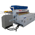 Fully Auto Spot Brick Force Wire Mesh Welding Wire Mesh Making Machine