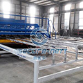 CNC welded wire mesh panel machine for fence