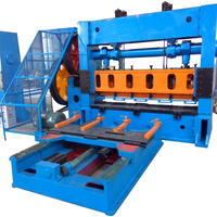 Expanded Metal Mesh Machine